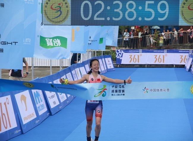 Swim, Ride and Run Around the Lake, Enjoy the Happiness of Sports in Shizhu, Chongqing