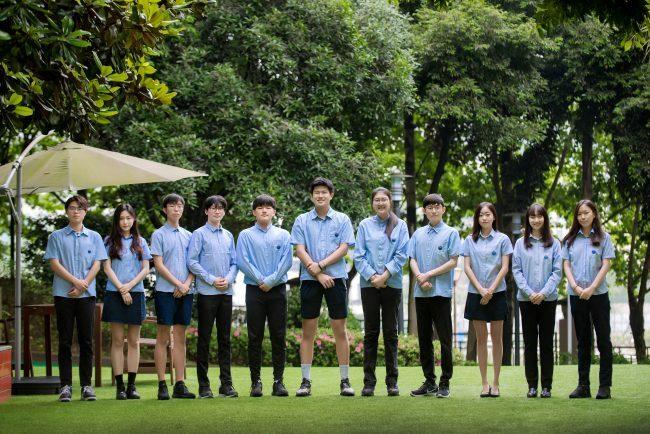 YCIS Chongqing International Exam Scores Surpass World Average