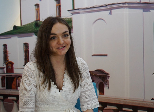 A Belarusian Business Girl: China Embraces the World with an Open Mind    The CPC in My Eyes
