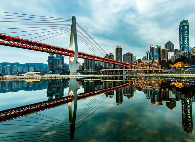 Bridge Capital Chongqing - Bridging China with the World | Centennial Milestones⑥
