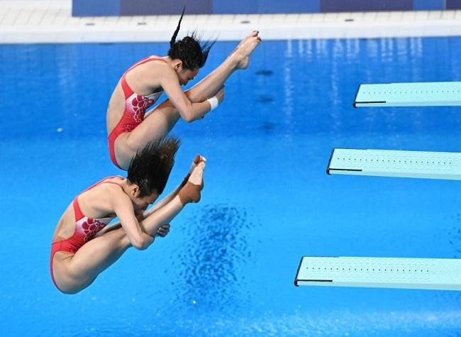 China Chongqing Athletes Shine in Tokyo: Shi Tingmao and Chen Lijun Both Win Olympic Gold