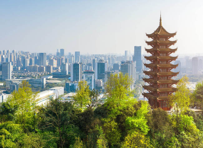 The Road To Smart Transformation of Liangjiang New Area