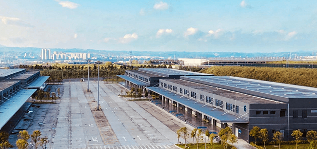 A New Project of CCI to Boost the Aviation Logistics Industry in Chongqing