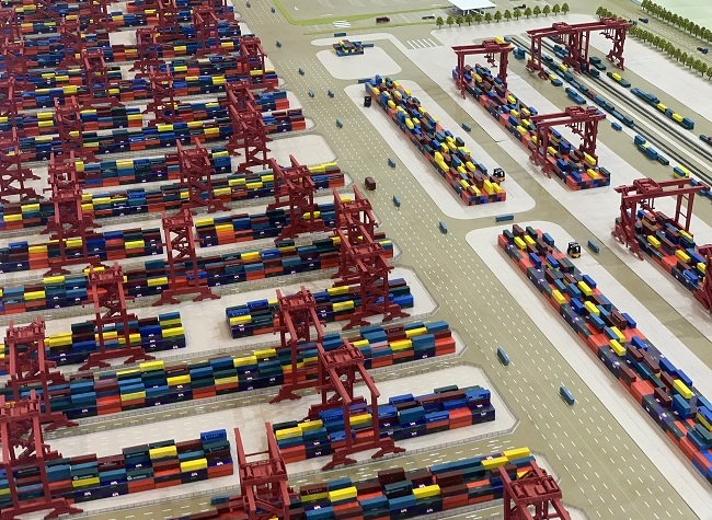 China's Chongqing Expands International Trade Powered by Smart Logistics