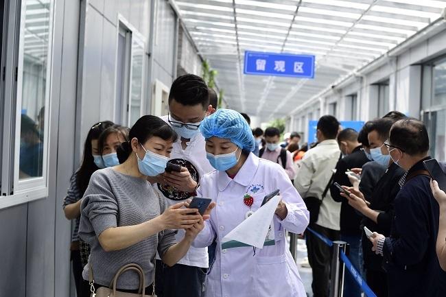 Source of Infection Identified for Chongqing Jiangjin's Two Confirmed Cases