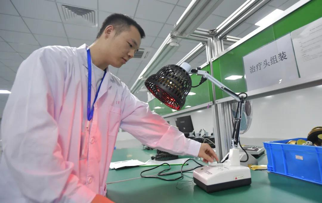 Medical Device industry of Nan'an Distric(Courtesy to Nan'an Media)