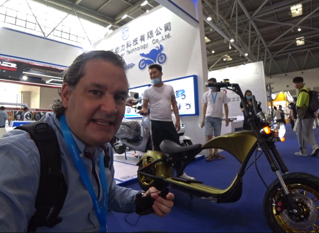 Explore China's Largest Motorcycle Trade Exhibition in Chongqing   Alex's Vlog