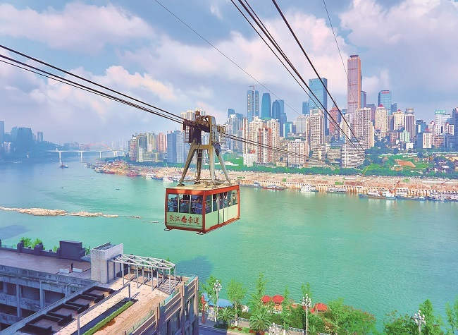 Chongqing Selected as One of Top 10 Popular Destinations in Mid-Autumn Festival