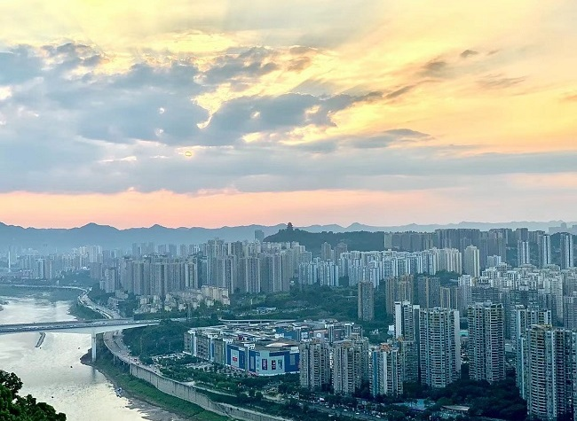 Why Chongqing's Piloting in Western China's Service Industry?
