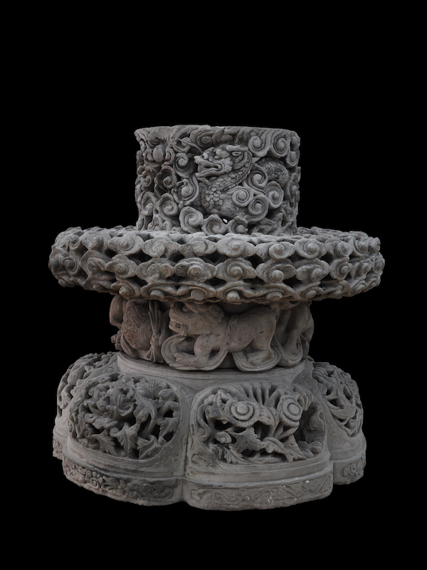 The Censer of Dazu Rock Carvings(Photo/Luo Guojia)