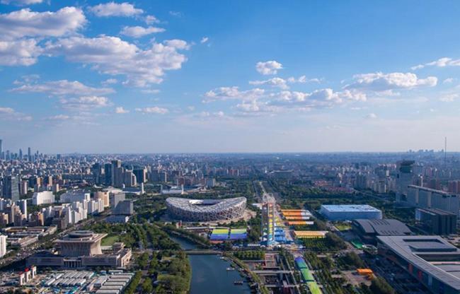 Chongqing Enterprises Exhibit Service Trade on CIFTIS 2021