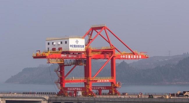 Port in Upper Yangtze River Region Begins Operations