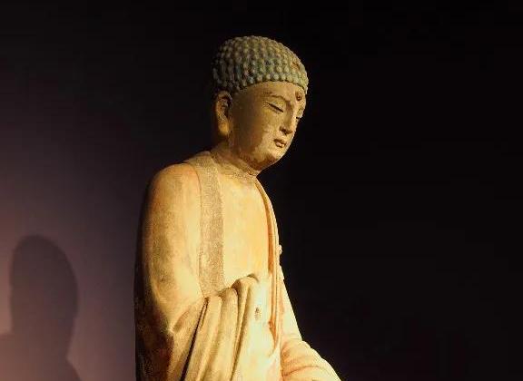 The Sakyamuni statue of Dazu Rock Carvings(Photo/Dazu Media)