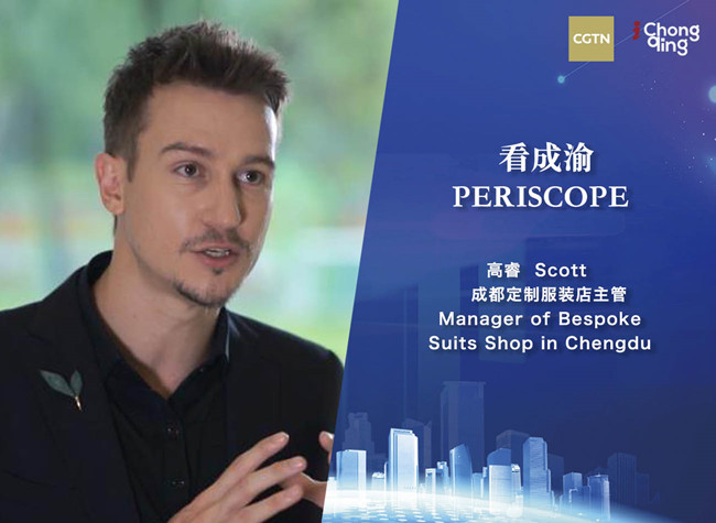 Scott: Join Hands Together, Create New Opportunities | Periscope