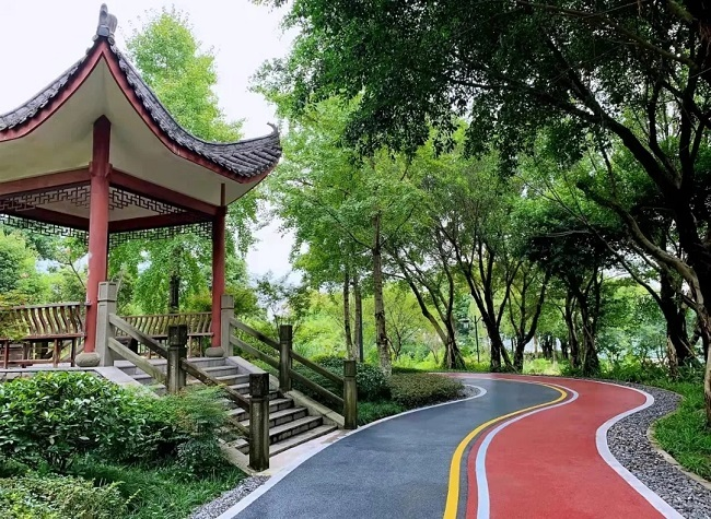 Chongqing's Most Complete Trail Map Launched for Outdoor Fitness