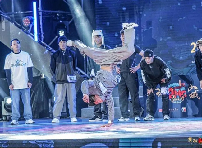 2021 Dance in Mountain City — Street Dance Series to Be Held in Beibei