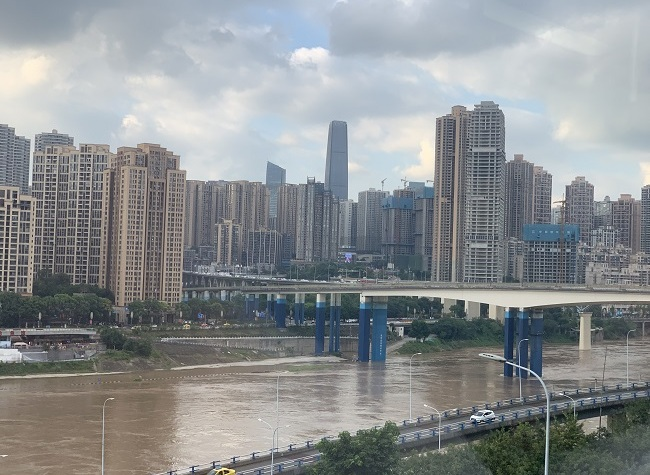 Chongqing to Become a City with Stronger Transport Network by 2035