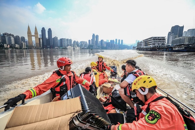 Ordinary Deeds but Extraordinary Work, They are the Guardians of Chongqing!