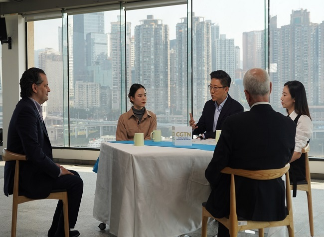Chongqing Youth Roundtable Explores Chongqing's Journey to Success